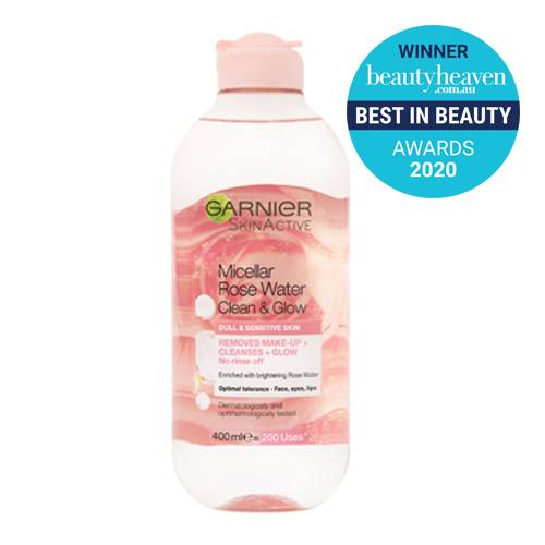 Garnier Micellar Rose Water - Beauty Heaven Dinkus